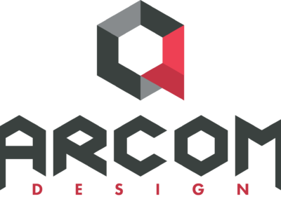 Logo Arcom Design original